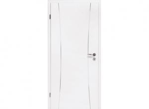Межкомнатная дверь DesignLine Steel 20