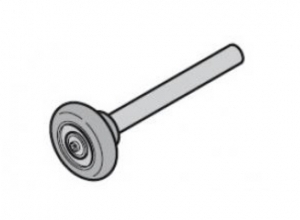 Ходовой ролик, тип K, LZ > 5000 Hormann (3039964)