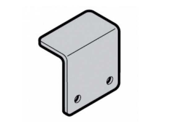 Защита от наката, BT 42, 63 × 32 × 60, oцинкованное исполнение Horman