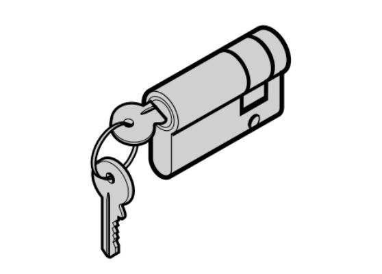 Профильный полуцилиндр, 30 + 10 мм Hormann (3091449)