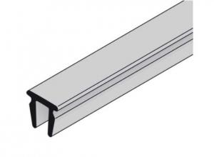Уплотнение порога для калитки, внизу Hormann (3064282)