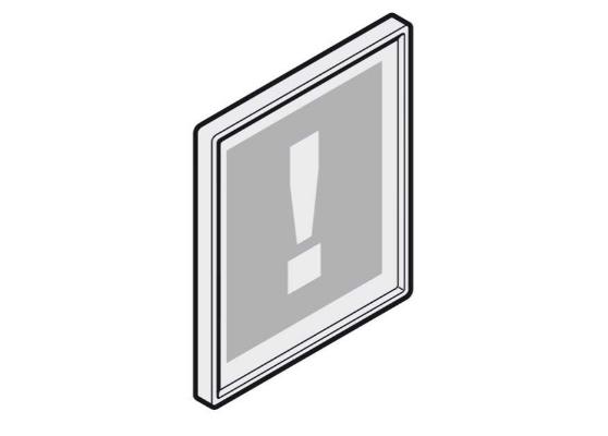 Крепление таблички с логотипом Hormann (3062273)