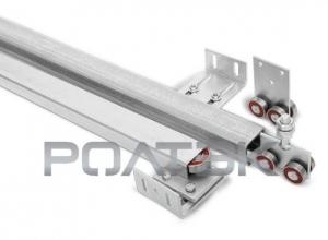 Комплект для подвесных ворот Ролтэк Лайт  (RC35 до 200 кг, до 3 м)