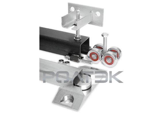Комплект для подвесных ворот Ролтэк Эко  (RC59 до 700 кг, до 5 м)