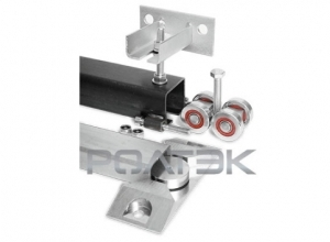 Комплект для подвесных ворот Ролтэк Эко  (RC59 до 700 кг, до 6 м)
