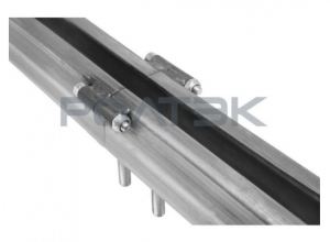 Комплект для подвесных ворот Ролтэк Евро (RC74 до 1200 кг, до 5 м)
