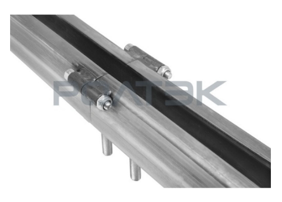 Комплект для подвесных ворот Ролтэк Евро  (RC74 до 1200 кг, до 6 м)
