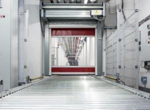 Гибкие скоростные ворота Hormann V 3009 Conveyor 2000 х 2000