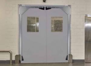 Маятниковые промышленные ворота Hormann PFT (двустворчатые средней тяжести) 1000 х 2000
