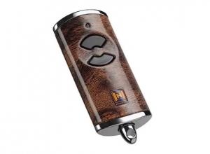 Пульт для автоматики Hormann HSE 2 BS (древесина, темный тон)
