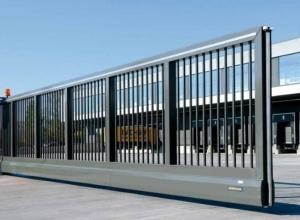 Откатные промышленные ворота Hormann HS 200 (ручное управление) 3000 х 1200