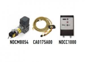 Автоматика для промышленных секционных ворот NICE SD7024400KEKIT1 (комплект)