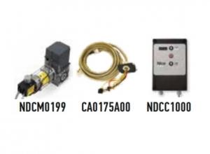 Автоматика для промышленных секционных ворот NICE SD10024400KEKIT1 (комплект)