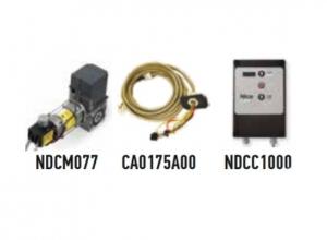 Автоматика для промышленных секционных ворот NICE SD12020400KEKIT1 (комплект)