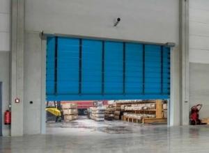 Скоростные складчатые ворота Hormann F 6010