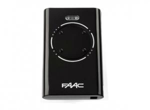 Пульт для автоматики FAAC XT4 868 SLH LR (черный)