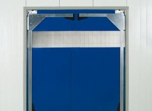 Маятниковые промышленные ворота Hormann PFT (одностворчатые средней тяжести) 1000 х 2000
