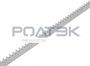 Рейка Ролтэк зубчатая 31x6 мм (Код: 492)