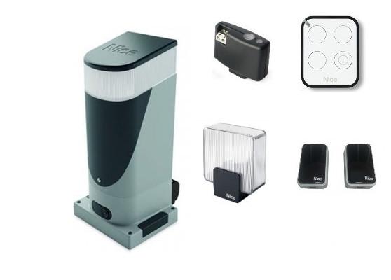 Автоматика для откатных ворот Nice SLH400BDKCE (комплект)