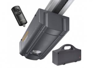 Автоматика для гаражных ворот Hormann ProMatic Akku (комплект 2,37 м)