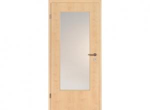 Межкомнатная дверь BaseLine Duradecor, канадский клен