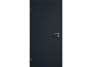 Межкомнатная дверь ConceptLine Duradecor, ультраматовая, серый антрацит RAL 7016