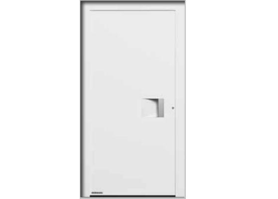 Входная дверь Hormann ThermoCarbon Мотив 300
