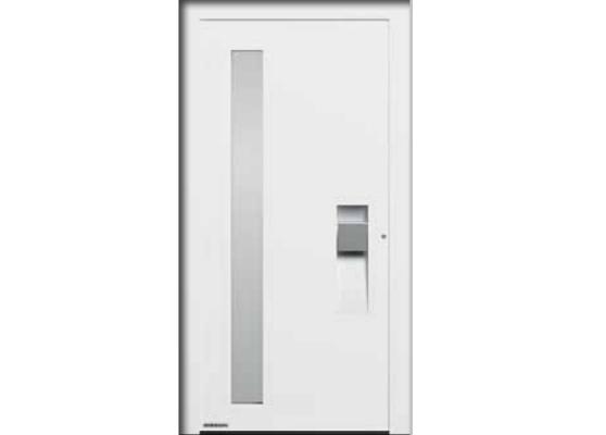 Входная дверь Hormann ThermoCarbon Мотив 314